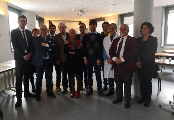 BILANCIO POSITIVO PER IL PROGETTO PROSANTÉ SI INTENSIFICA LA COLLABORAZIONE ITALIA-FRANCIA